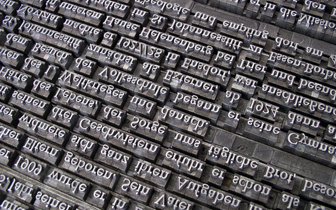 Digital Marketing Tips: Website Development Part 2 – Typography