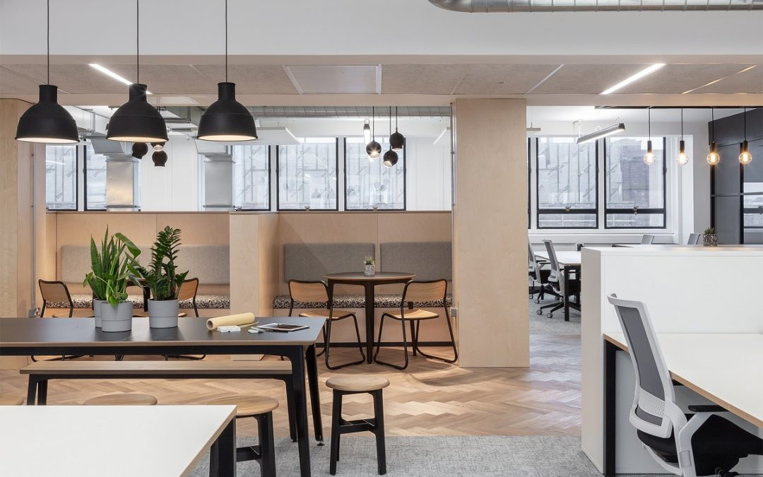 Pick Everard Reveals New Bespoke HQ Office Space