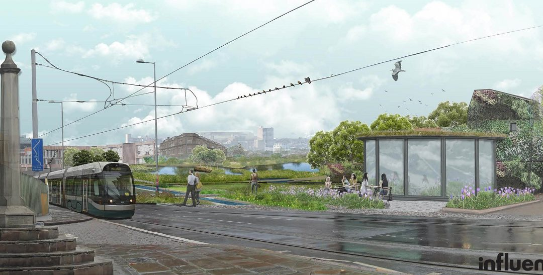 New vision to rewild Nottingham city centre