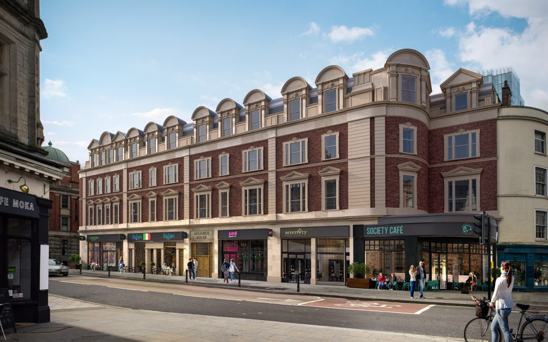 SWEET SUCCESS: CONTRACTOR WINS CITY CENTRE RESIDENTIAL PROJECT