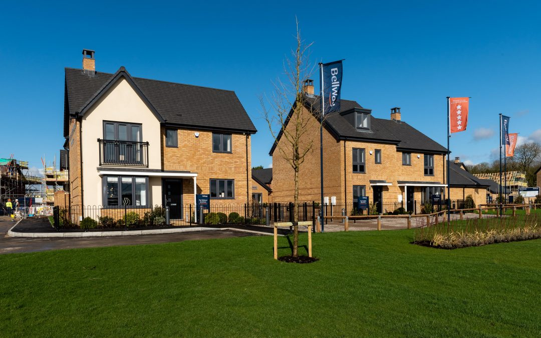 Bellway completes land purchase for Hanwood Park development in East Kettering