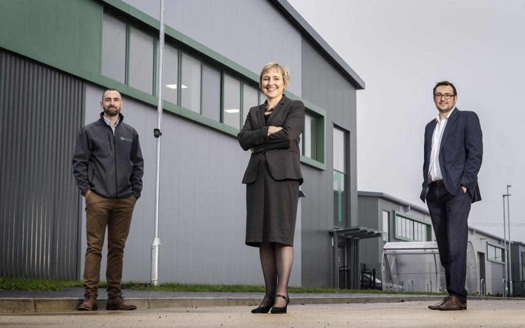 Modular builder CoreHaus establishes first UK manufacturing site