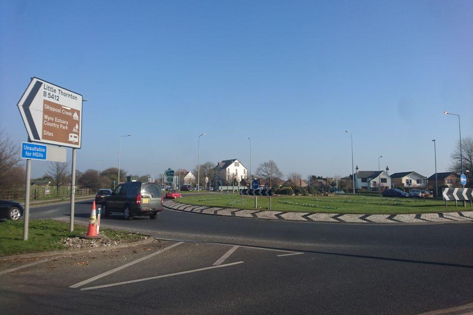 £150 million Lancashire bypass – main construction work gets underway