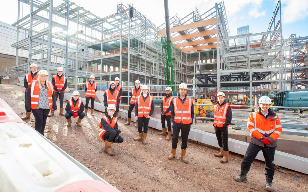Willmott Dixon and The Manchester College partner to invest in future skills