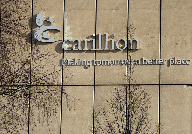 Government begins proceedings to ban former Carillion directors