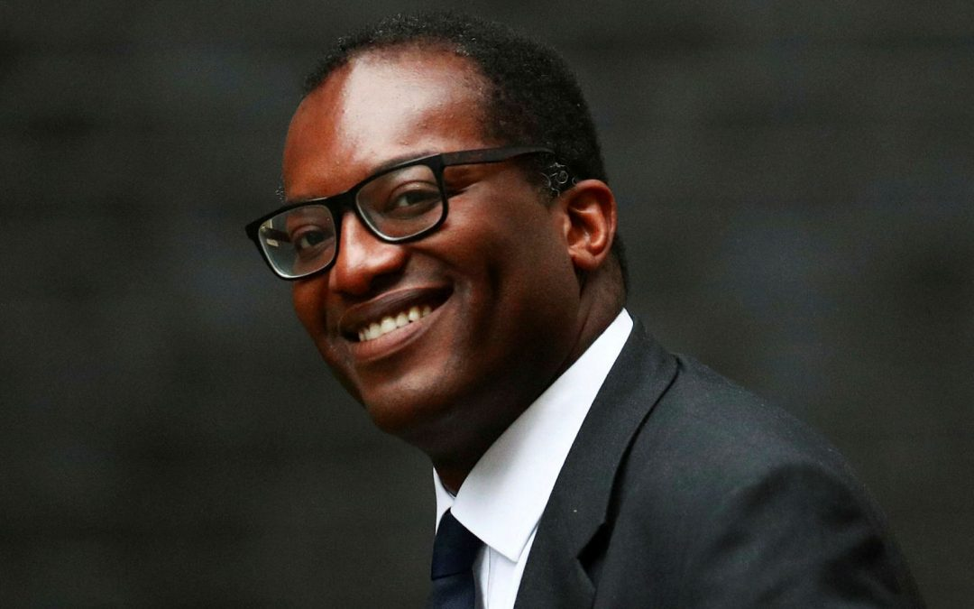 Business Secretary Kwasi Kwarteng reminds 'vital' construction industry to remain at work