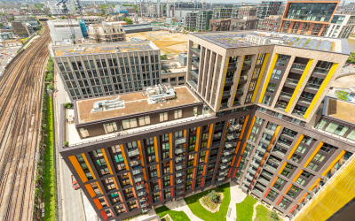 Bellway invests nearly £60 million in London communities