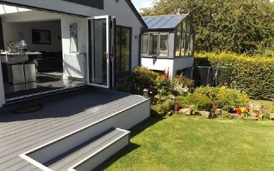 Be eco-friendly this summer with Ultra Decking's Composite alternative