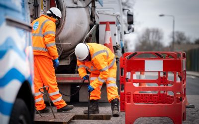 TfL's Lane Rental scheme supports projects that aim to reduce disruption caused by road works