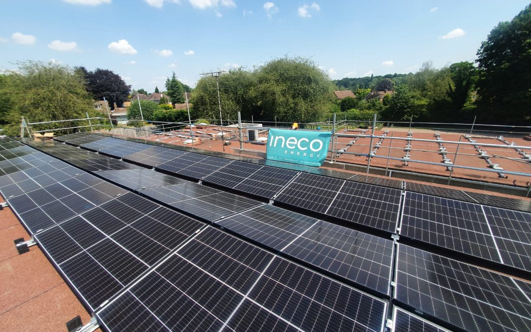 Ineco Energy Wins Tender for Ambitious Carbon Cutting Project with Coventry Council