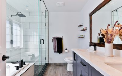 Steamy Makeovers: Bathrooms are the Most Popular Room to Renovate in 2021