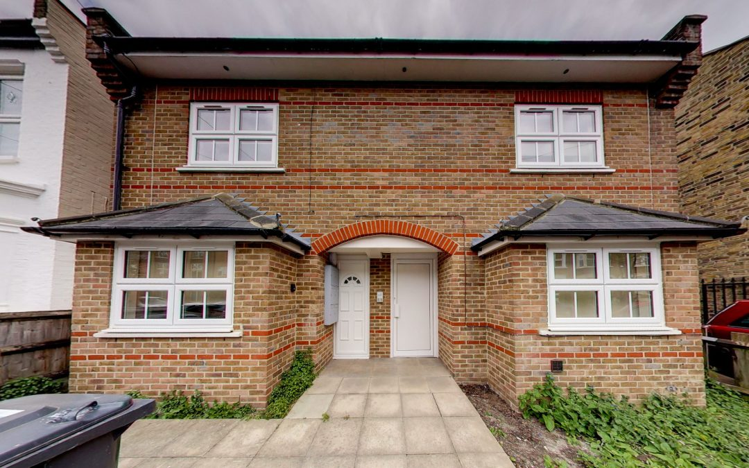 Centrepoint completes second Independent Living development at London's Waltham Forest to house six young people experiencing homelessness